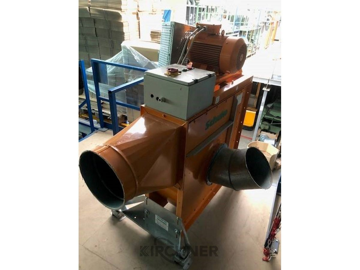 Вентилятор Ventilator Schuko K 300 фото на Industry-Pilot