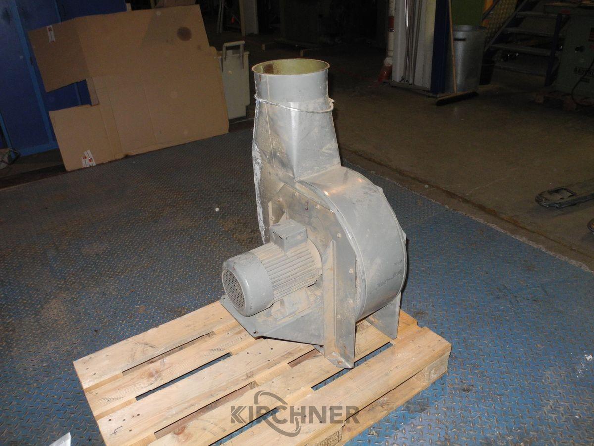 Вентилятор Ventilator фото на Industry-Pilot