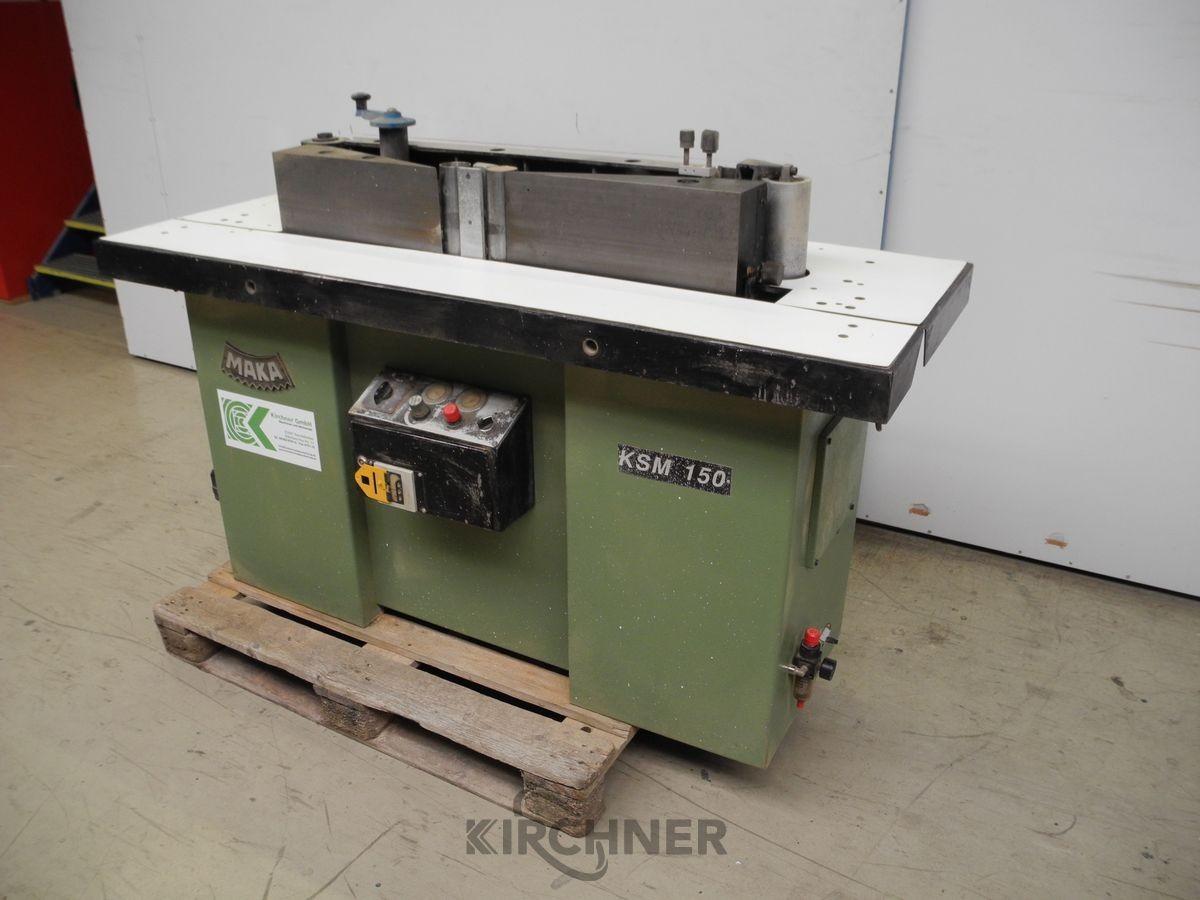 Кромкошлифовальный станок Kantenschleifmaschine Makka KSM 150 фото на Industry-Pilot