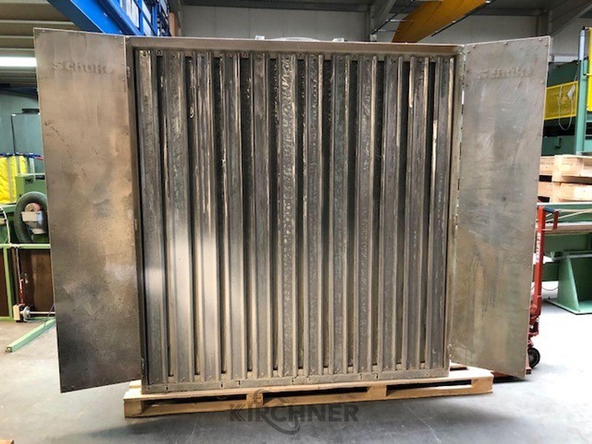Установка для удаления лакокрас. тумана Farbnebelabsaugung Schuko FATi-SR 200/20 фото на Industry-Pilot