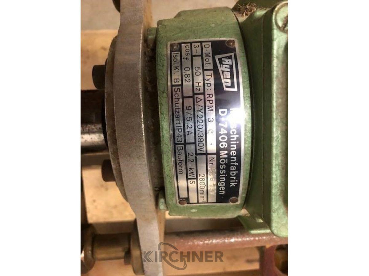 Bohrmotor-Bohreinheit mit Bohrkopf 3-spindlig Ayen RPM 3 C фото на Industry-Pilot