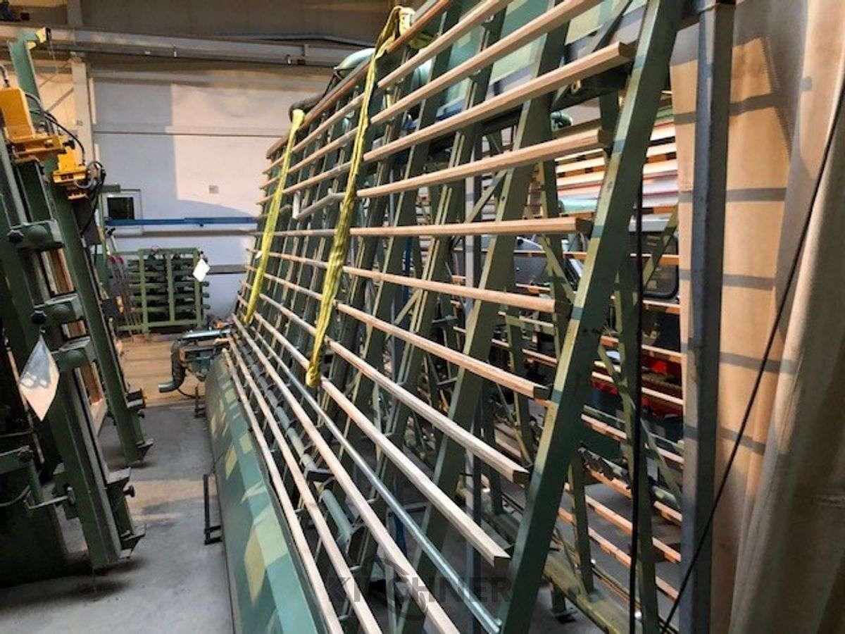Вертикальный станок для раскроя плитных материалов Plattenaufteilsäge stehend Striebig 6220 A фото на Industry-Pilot