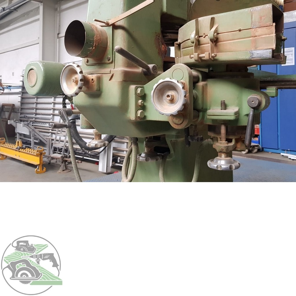 Шипорезный станок Festo Zapfenschneidmaschine Typ ZA 101 фото на Industry-Pilot