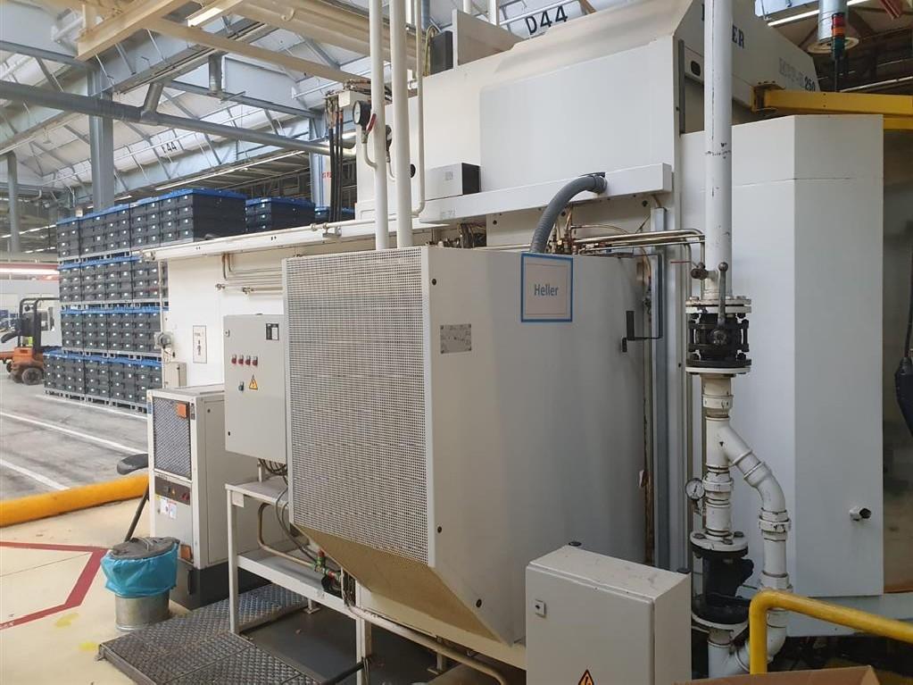 Обрабатывающий центр - горизонтальный HELLER MCP-H 250 фото на Industry-Pilot