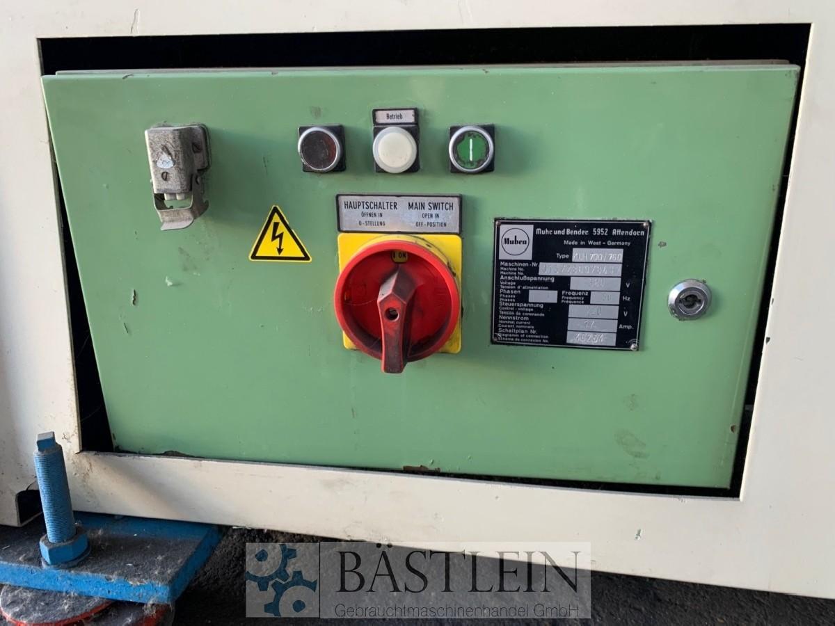 Пробивной штамп MUBEA KLH 700/760 фото на Industry-Pilot