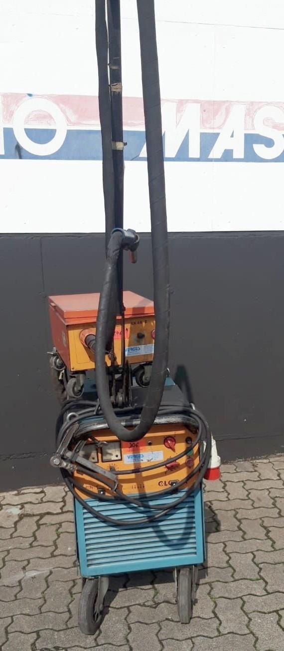 MIG/MAG сварочные аппараты CLOOS GLC 351 фото на Industry-Pilot