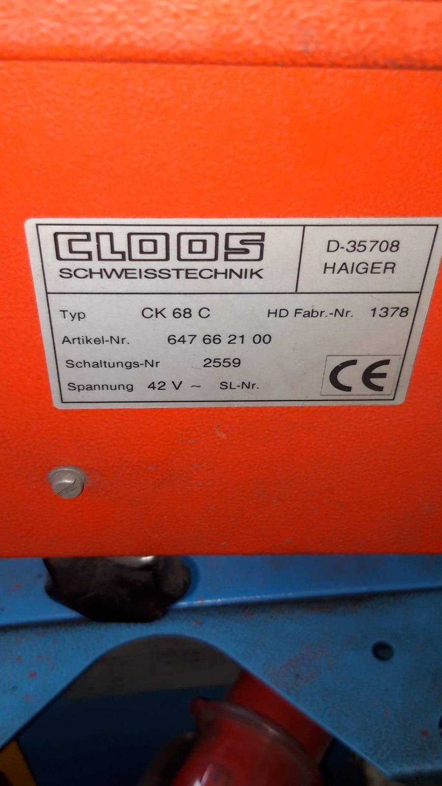 MIG/MAG сварочные аппараты CLOOS GLC 351 C  MIG-MAG фото на Industry-Pilot