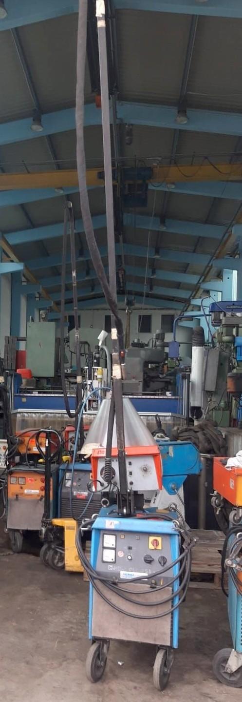MIG/MAG сварочные аппараты CLOOS GLC 351 C фото на Industry-Pilot