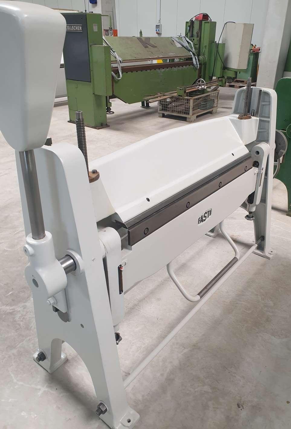 Листогиб с поворотной балкой Fasti 206-12-3 фото на Industry-Pilot