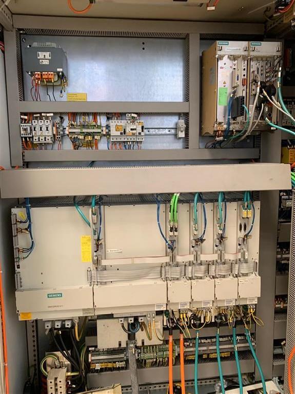 Токарный станок с ЧПУ NILES SIMMONS N24 фото на Industry-Pilot