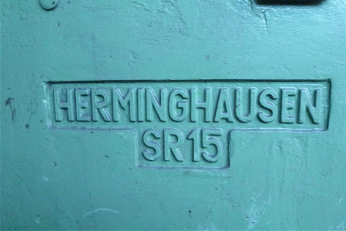 Круглошлифовальный станок бесцентровой Herminghausen Werke SR 15 фото на Industry-Pilot