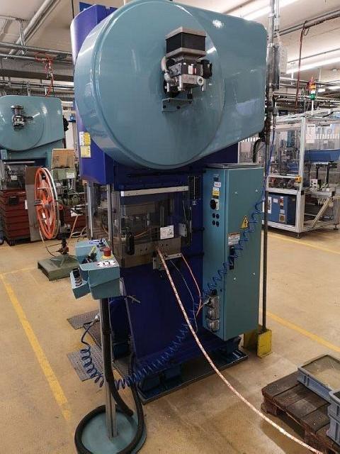 Штамповочный автомат BEUTLER P96-C250 фото на Industry-Pilot