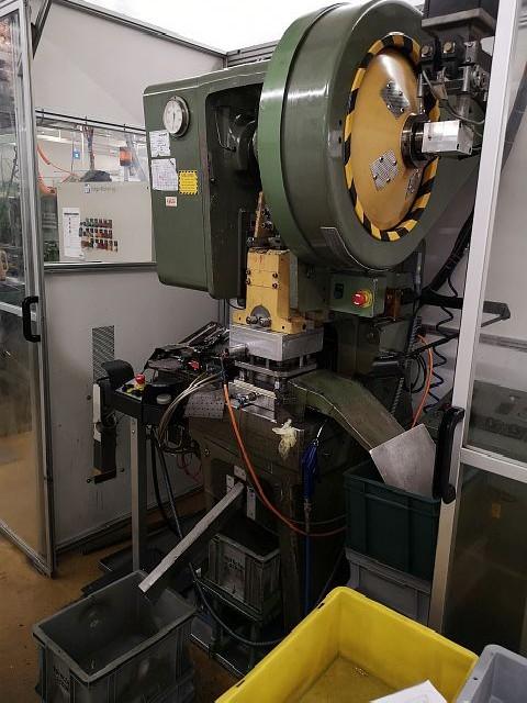 Штамповочный автомат BEUTLER PD 25 PRESS фото на Industry-Pilot
