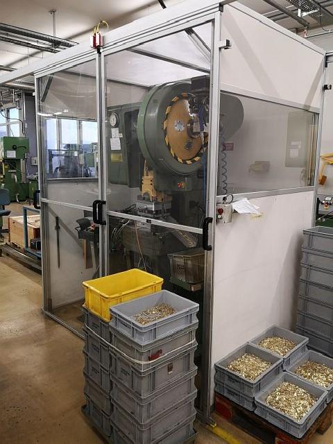 Штамповочный автомат BEUTLER PD 25 фото на Industry-Pilot