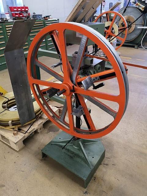 Штамповочный автомат BEUTLER PEF 16 фото на Industry-Pilot