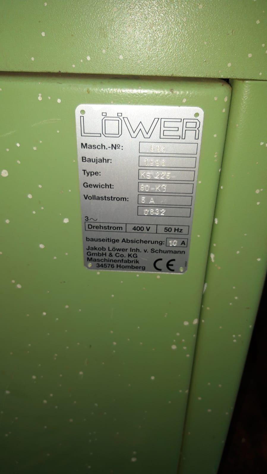 LÖWER KS 225 фото на Industry-Pilot