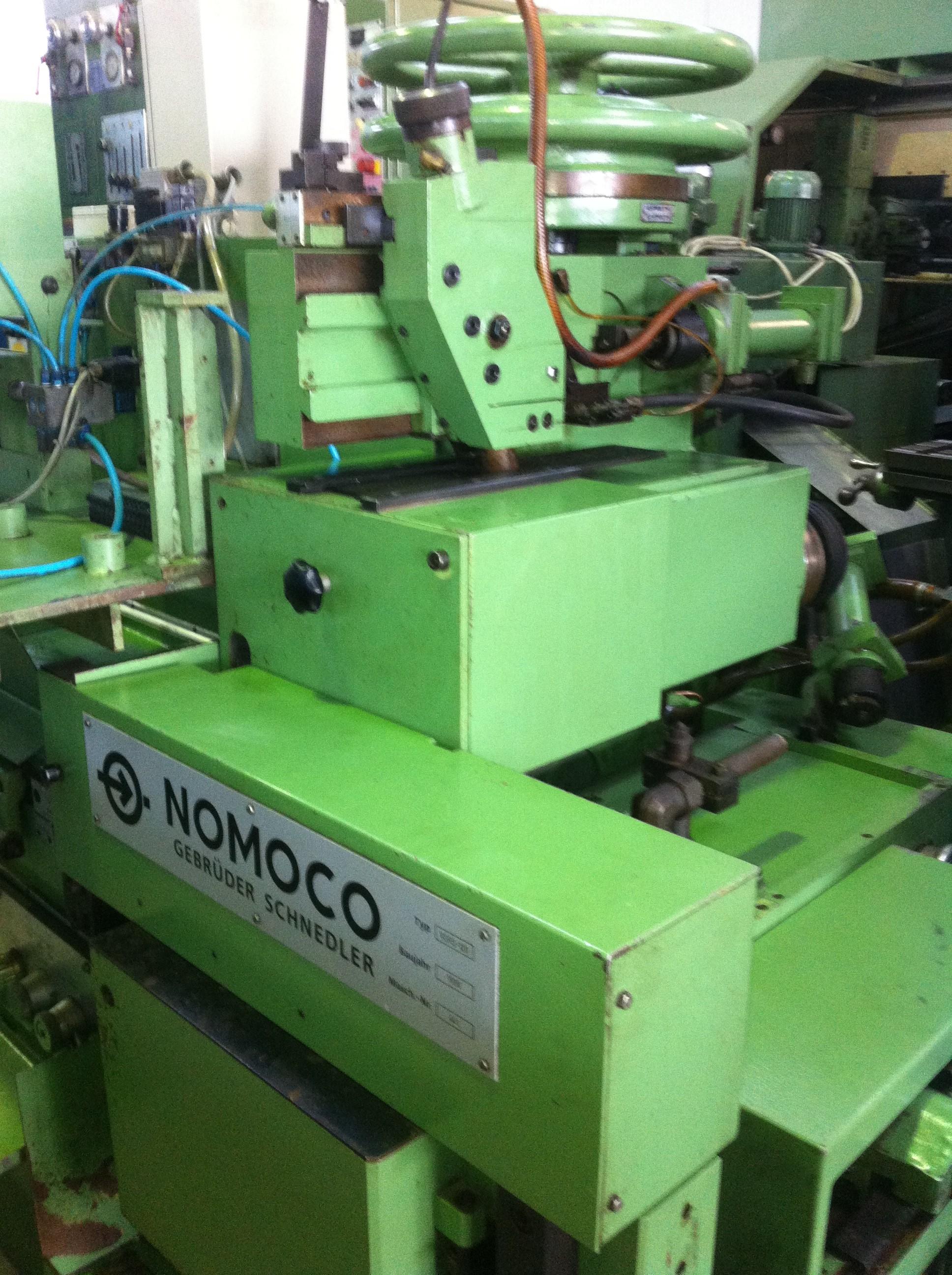Круглошлифовальный станок бесцентровой NOMOCO VSR 3-120 фото на Industry-Pilot