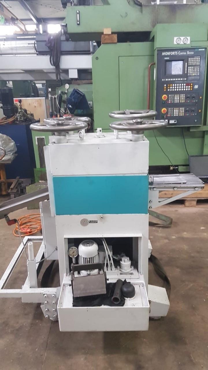 Листоправильный станок ARKU RM 3020/21.4 фото на Industry-Pilot