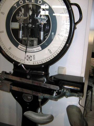 Весы TOLEDO 1800 фото на Industry-Pilot