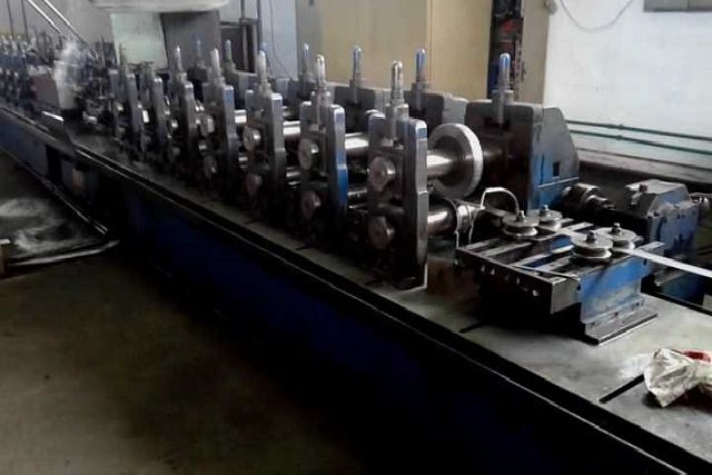 Кромкогибочная машина, зиг-машина ADDA - FER фото на Industry-Pilot