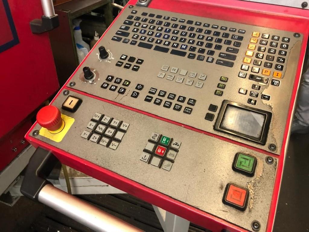 Обрабатывающий центр - вертикальный KUNZMANN WF 650 фото на Industry-Pilot