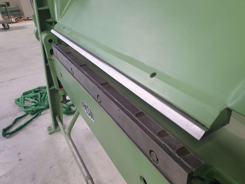 Листогиб с поворотной балкой Fasti 206-12-2,5 фото на Industry-Pilot