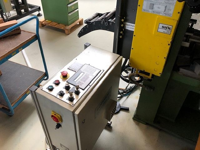 Штамповочный автомат BRUDERER LEINHAAS DWP R09 - 63N фото на Industry-Pilot