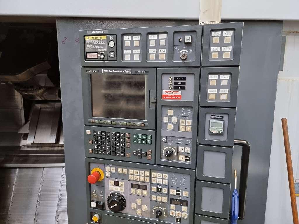Токарно фрезерный станок с ЧПУ Mori Seiki MT 2500 SZ 1500 NEU фото на Industry-Pilot