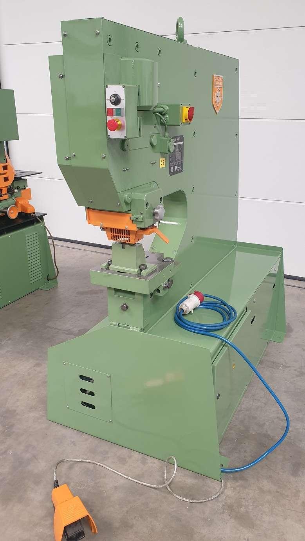 Дыропробивные прессы Peddinghaus Hydraulic 1001 фото на Industry-Pilot