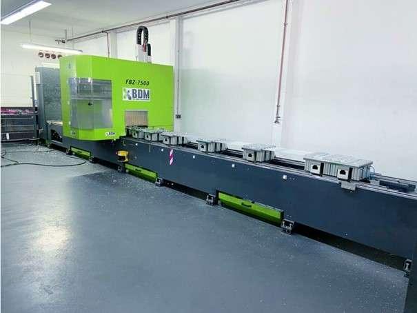 Machining Center - Universal BDM FBZ 7500
