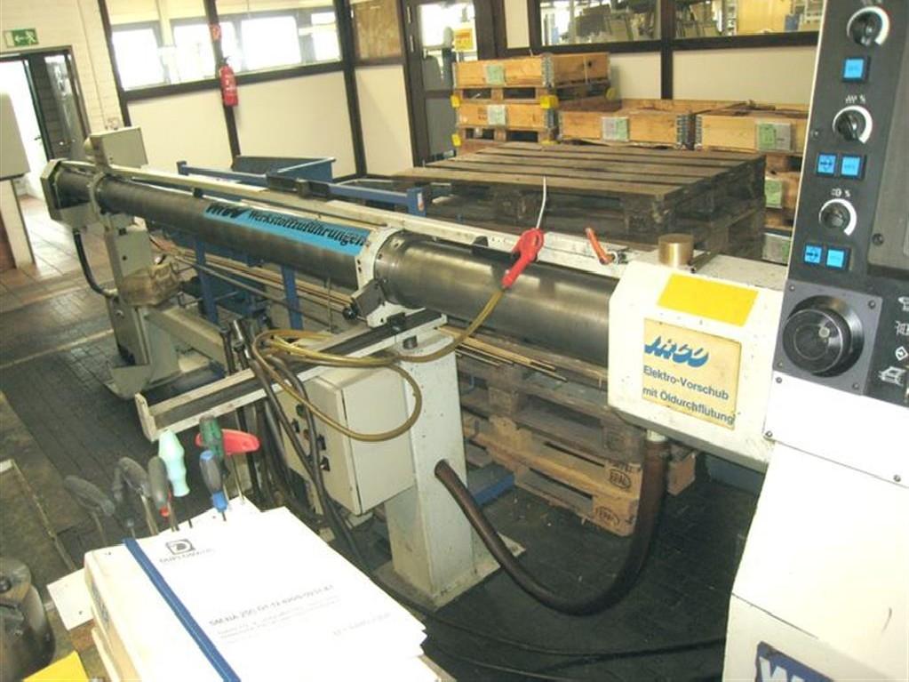 Токарный станок с ЧПУ WEILER UD 42 CNC фото на Industry-Pilot