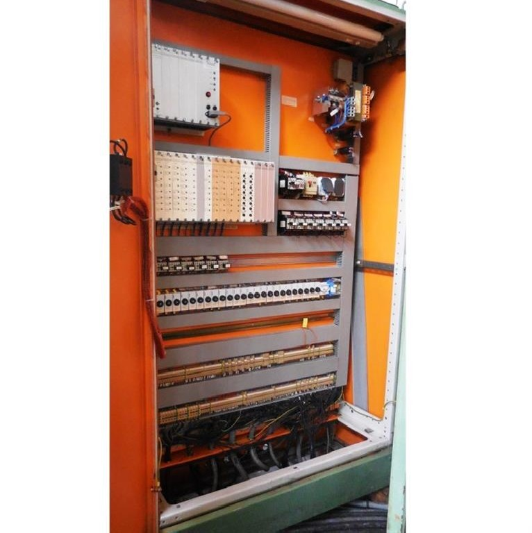 Spotting Press REIS TUS 115 OK 100 фото на Industry-Pilot