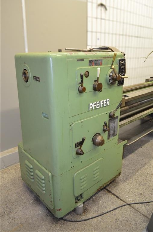 Токарно-винторезный станок PFEIFER P20 фото на Industry-Pilot