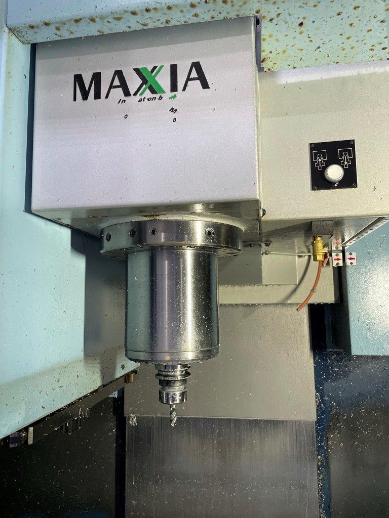 Обрабатывающий центр - вертикальный MATSUURA VX-1000 фото на Industry-Pilot