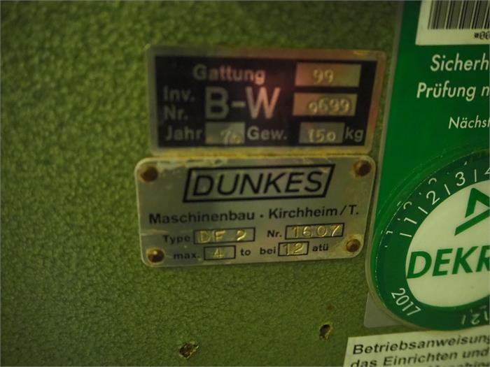 Гидравлический пресс DUNKES DF 2 фото на Industry-Pilot