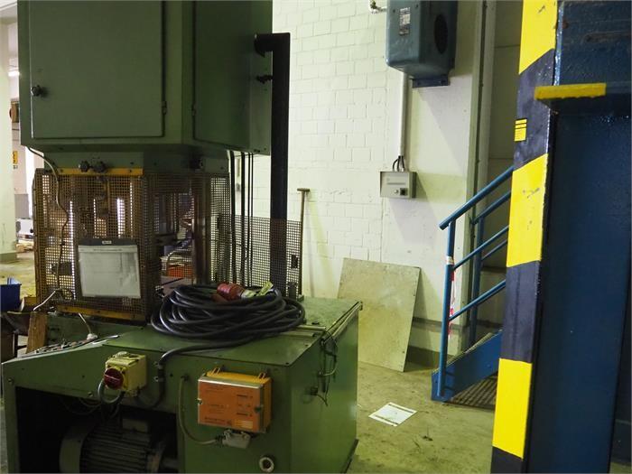 Гидравлический пресс EXNER H4SP 200 фото на Industry-Pilot