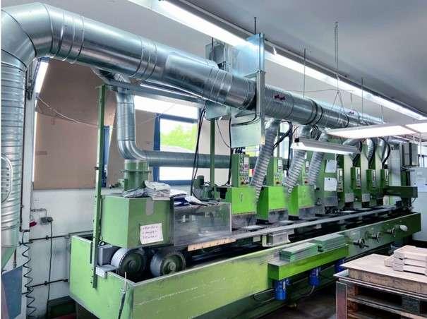 Плоскошлифовальный станок Flachschleifmascine - Poliermaschine Greif GB 212-7 фото на Industry-Pilot