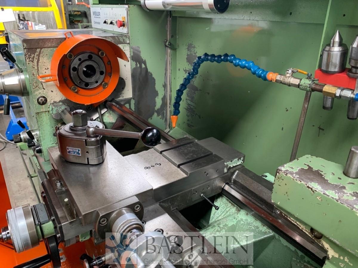 Токарно-винторезный станок WEILER Commodor фото на Industry-Pilot