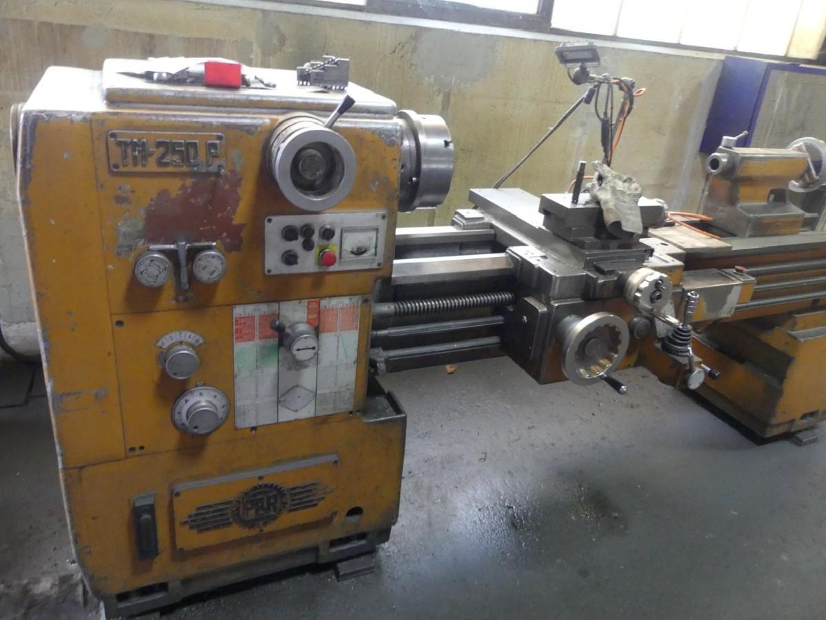 Токарно-винторезный станок PBR TM  250 P фото на Industry-Pilot