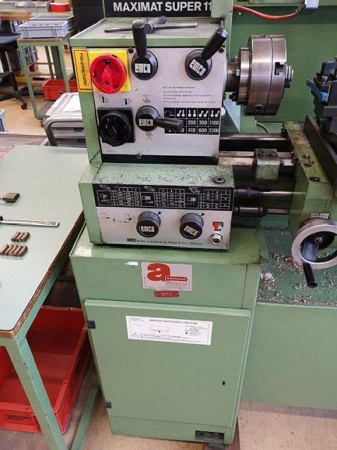 Токарно-винторезный станок EMCO MAXIMAT SUPER 11 фото на Industry-Pilot