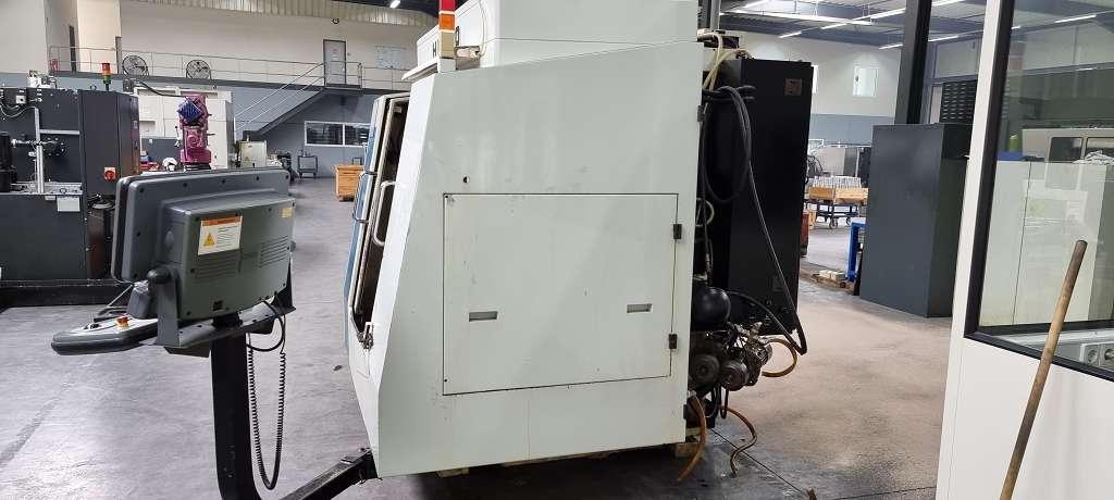 Обрабатывающий центр - вертикальный Hurco BMC 30 M фото на Industry-Pilot