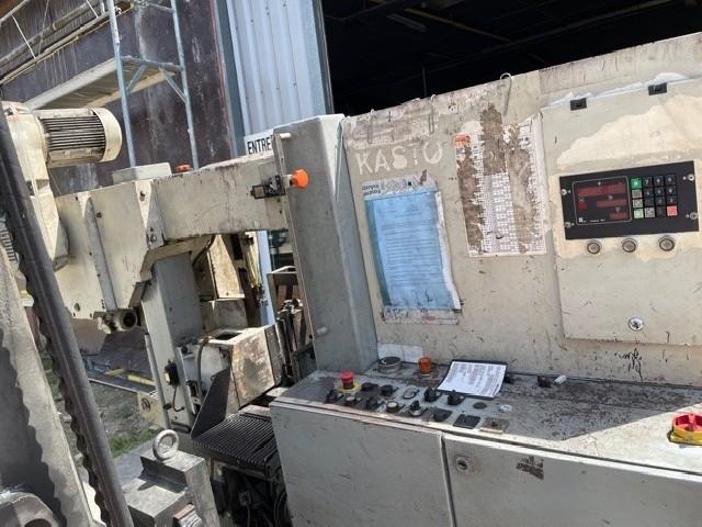 Ленточнопильный станок по металлу KASTO HBA 360 AU фото на Industry-Pilot