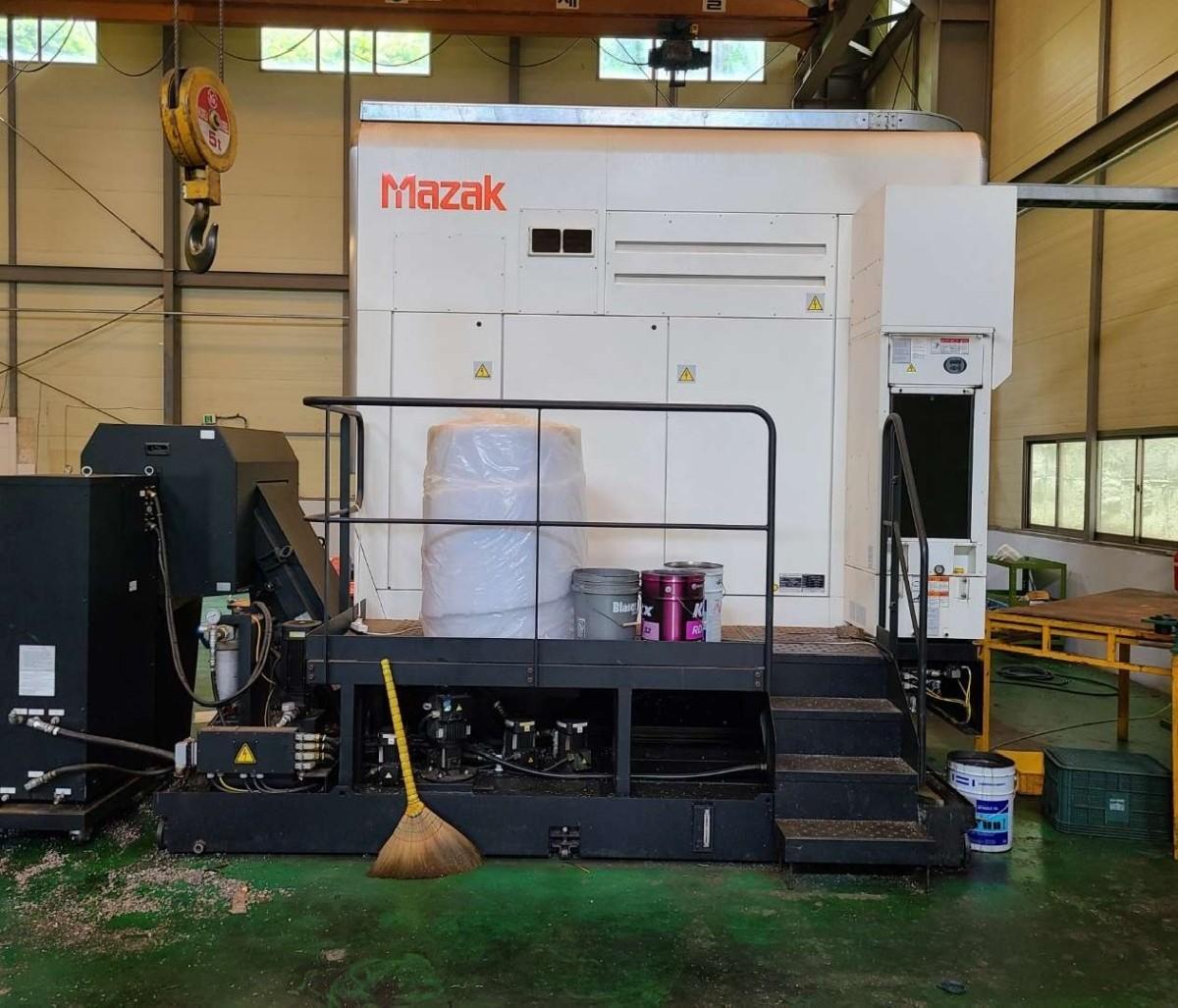 Обрабатывающий центр - вертикальный MAZAK VORTEX i-800V/8 фото на Industry-Pilot