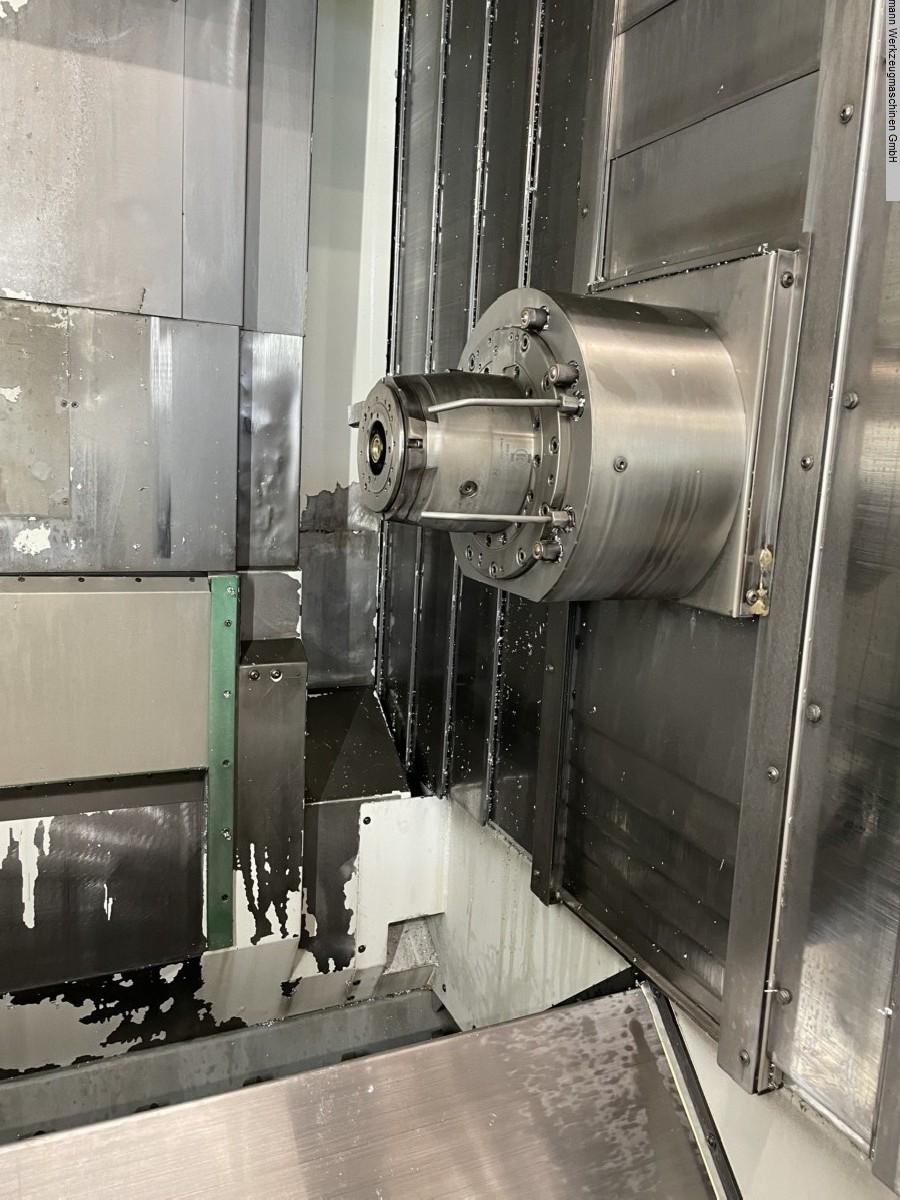 Обрабатывающий центр - горизонтальный DECKEL-MAHO DMC 80H linear фото на Industry-Pilot