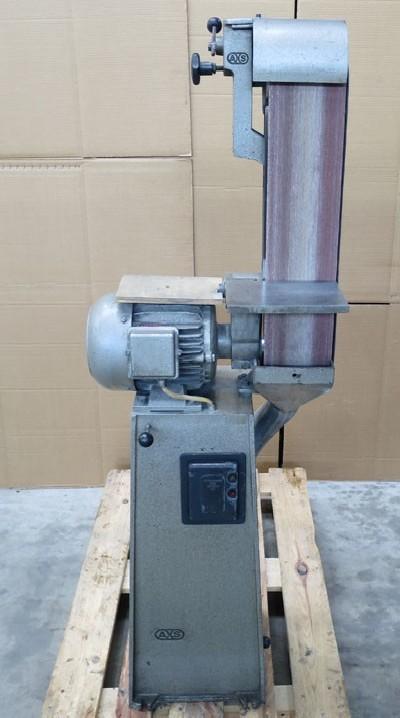 Ленточно-шлифовальный станок AMACKER & SCHMID AS15 фото на Industry-Pilot