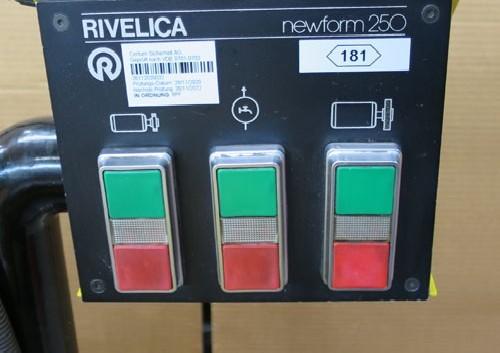 Станок для заточки свёрл RIVELICA Newform 250 фото на Industry-Pilot