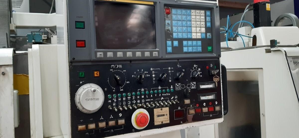 Обрабатывающий центр - вертикальный KITAMURA My center 1 CNC фото на Industry-Pilot