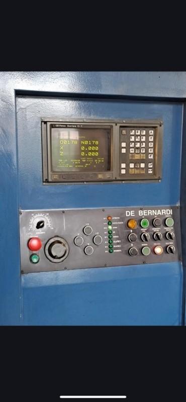 Токарный станок с ЧПУ Bernardi H300 фото на Industry-Pilot