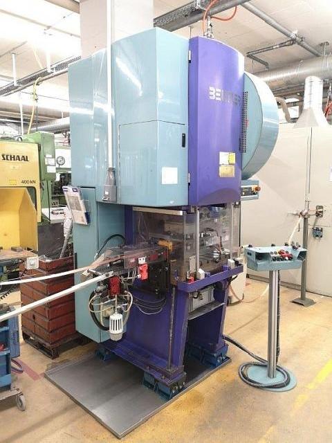 Штамповочный автомат BEUTLER P96-C400 фото на Industry-Pilot