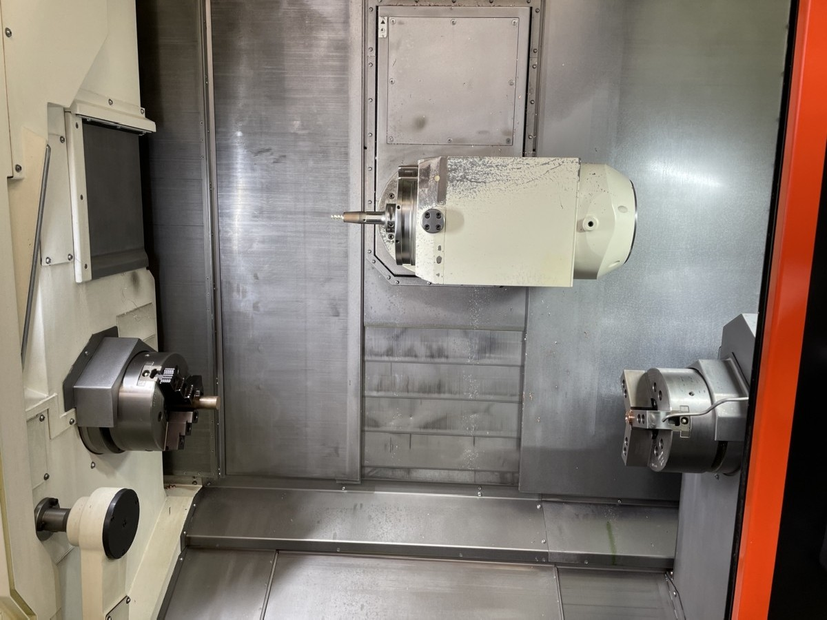 Токарно фрезерный станок с ЧПУ MAZAK INTEGREX j-200 S фото на Industry-Pilot